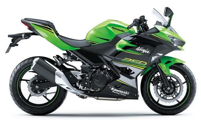 画像2: Kawasaki Ninja 250 KRT Edition(ライムグリーン×エボニー)■税込価格:640,440円