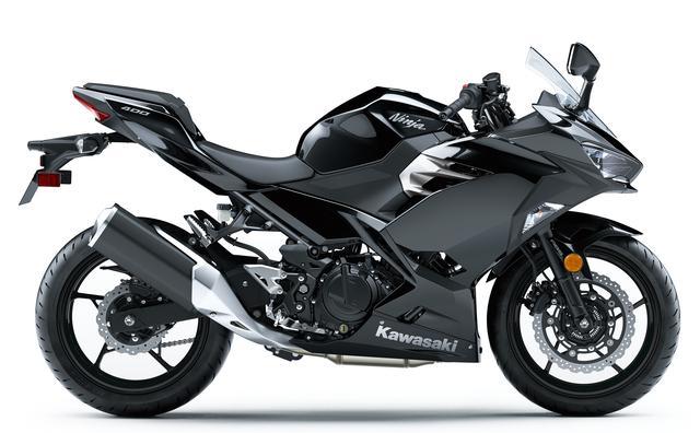 画像2: Kawasaki Ninja 400 (メタリックスパークブラック)■税込価格:699,840円