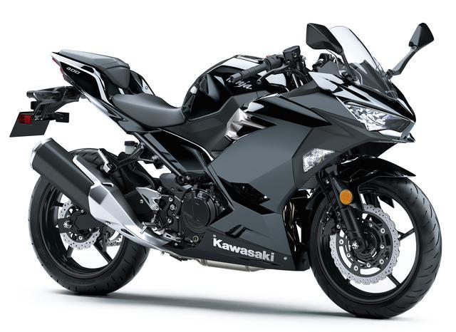 画像1: Kawasaki Ninja 400 (メタリックスパークブラック)■税込価格:699,840円