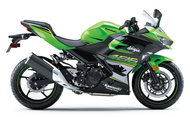 画像2: Kawasaki Ninja 400 KRT Edition(ライムグリーン×エボニー)■税込価格:710,640円