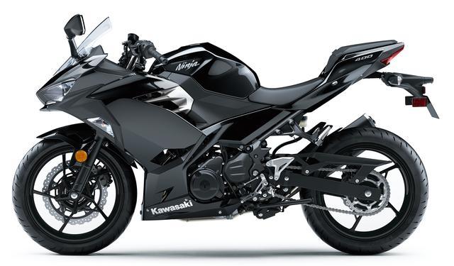 画像3: Kawasaki Ninja 400 (メタリックスパークブラック)■税込価格:699,840円