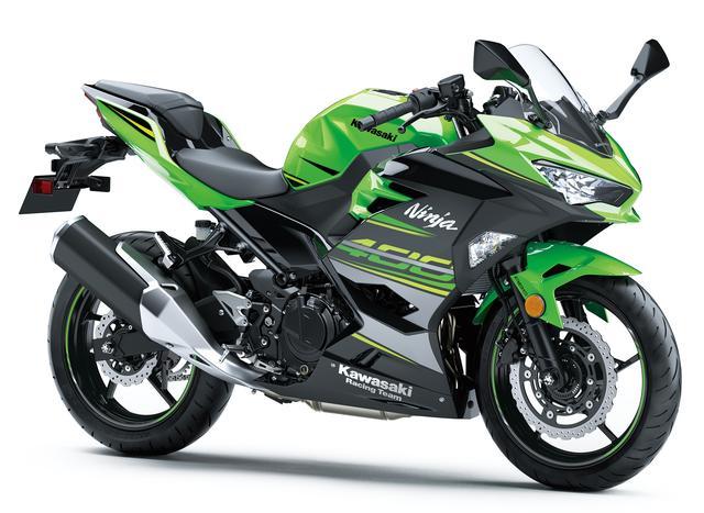 画像1: Kawasaki Ninja 400 KRT Edition(ライムグリーン×エボニー)■税込価格:710,640円
