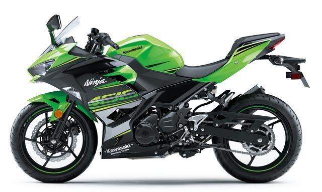 画像3: Kawasaki Ninja 400 KRT Edition(ライムグリーン×エボニー)■税込価格:710,640円