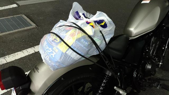 画像3: 1週間で776.1Km! オートバイと一週間生活『HONDA REBEL250/ABS編』2日目