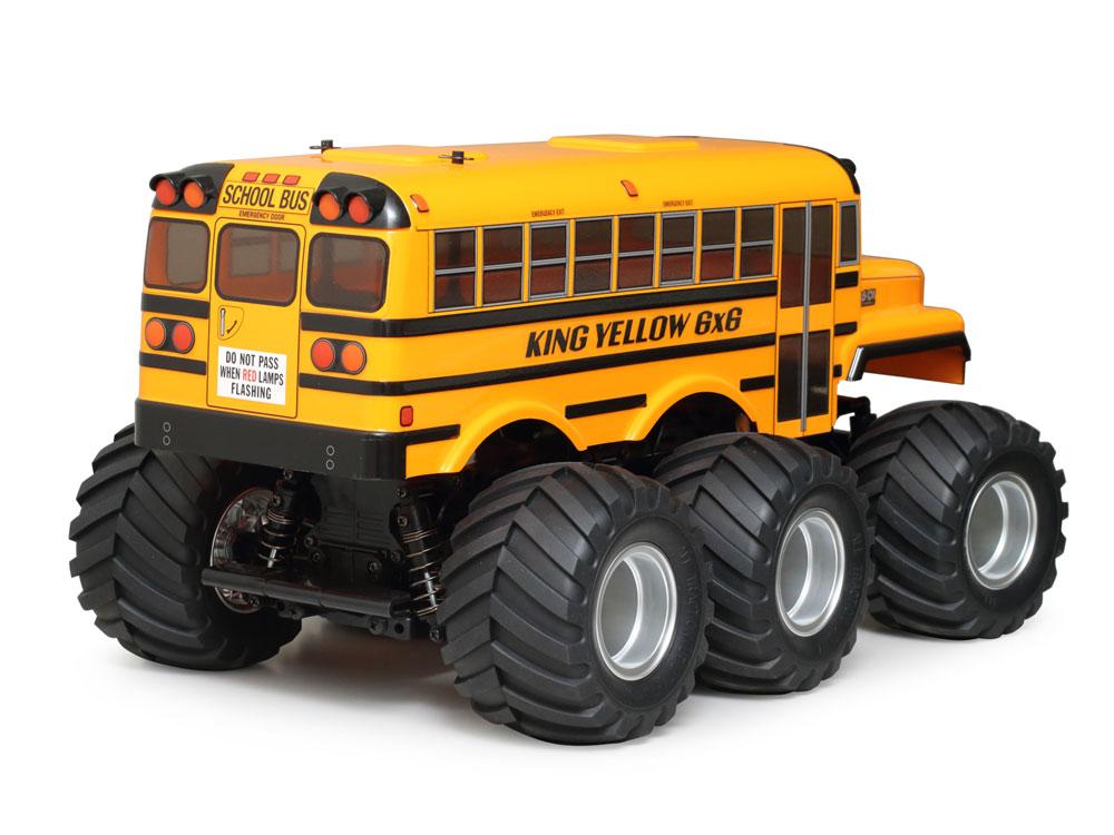 画像2: ボンネットバスが6輪駆動って、すごいね!