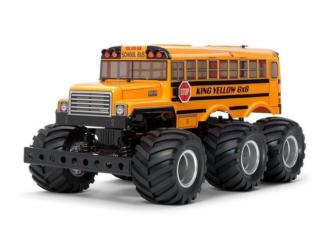 画像1: ボンネットバスが6輪駆動って、すごいね!