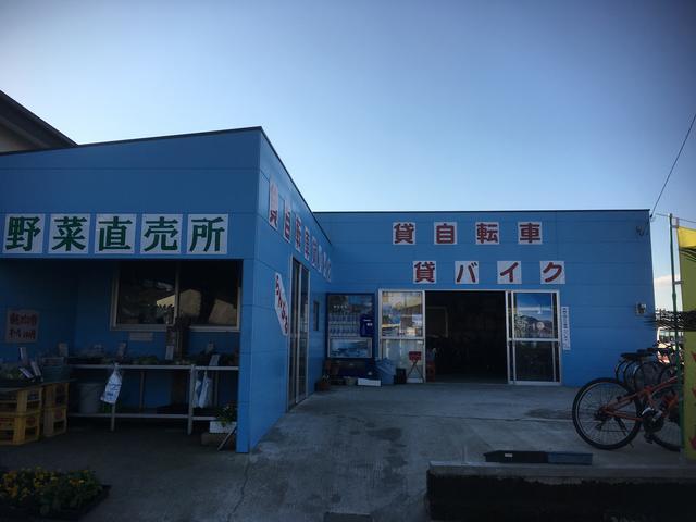 画像2: お正月に、大島でレンタバイクしてきました!(福山理子)
