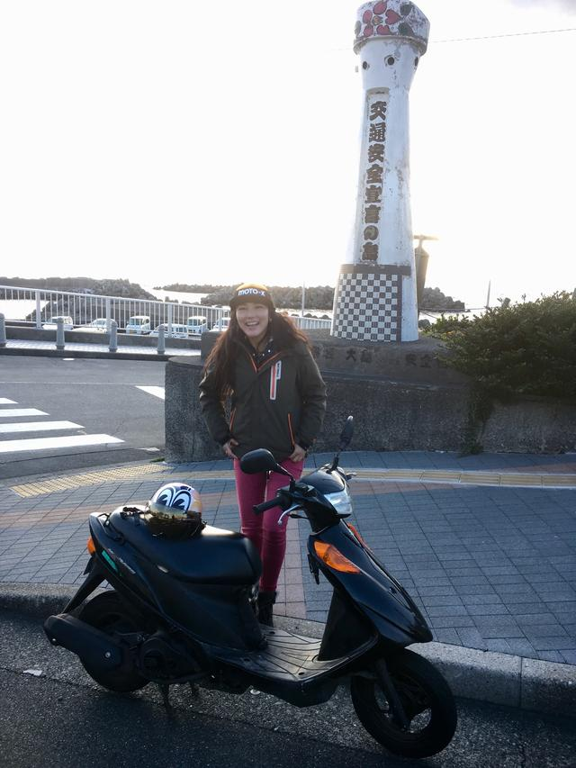 伊豆 大島 レンタル バイク