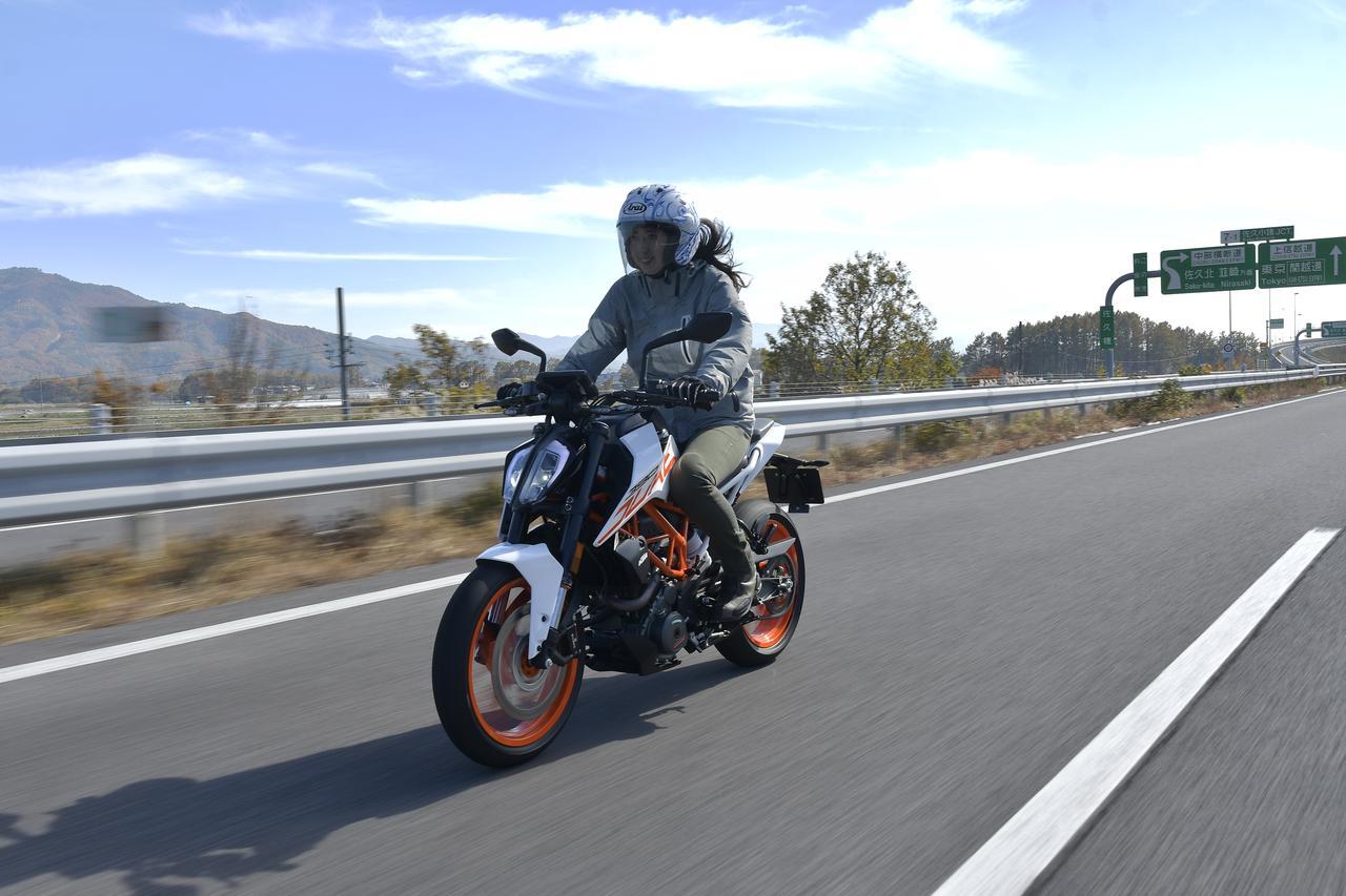 画像: KTMのカラーであるオレンジを探そう!