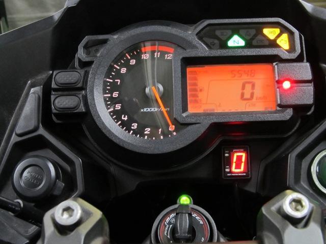 画像2: カワサキ '12~'16 Versys1000/ABS用シフトポジションインジケーター