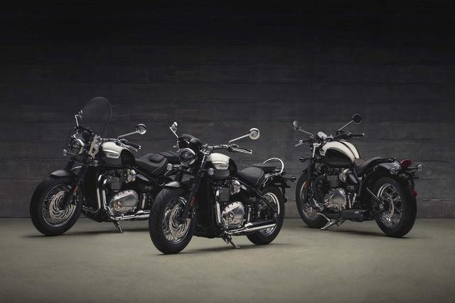 画像: ALL NEW BONNEVILLE SPEEDMASTER
