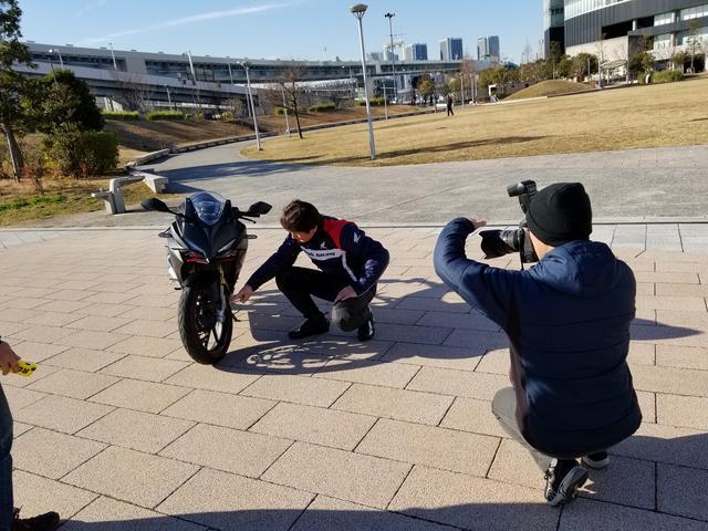 画像: どこを選んだのか気になりますね~笑 オートバイ3月号でご確認ください!