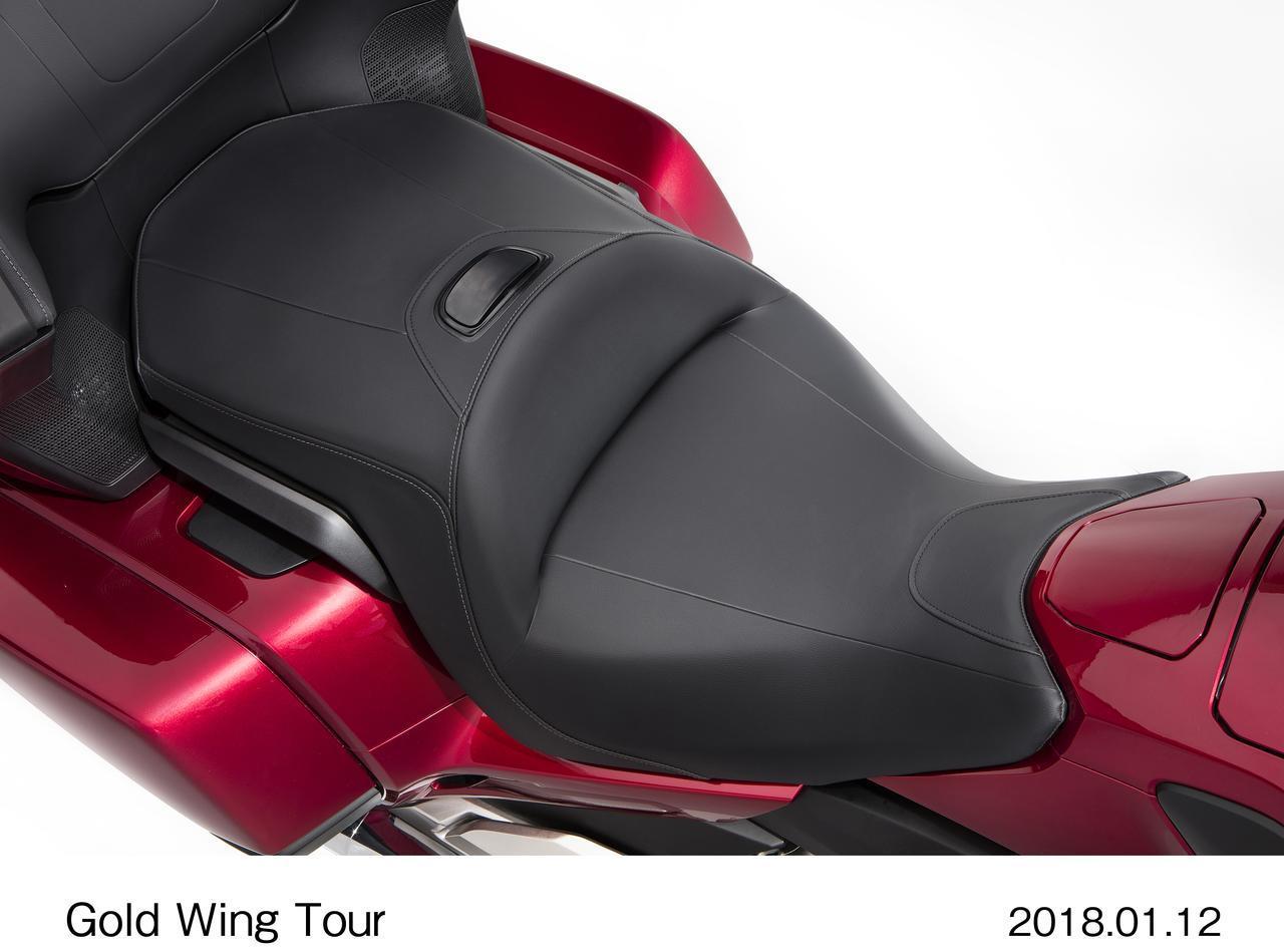 画像6: かつてない快適性と走りの感動を求めて。 ゴールドウイングが17年ぶりにフルモデルチェンジ! Honda Gold Wing/Gold Wing Tour