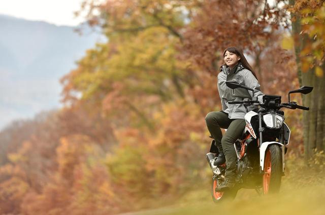 画像: GOGGLE「KTM DUKE390 番外編」1日目(大関さおり) - オートバイ & RIDE