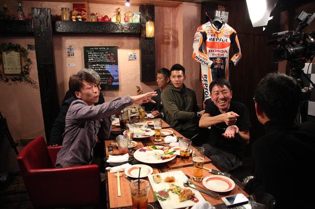 画像2: 中上選手も登場! 今年も日テレジータスで「MotoGP座談会」が放送されます!