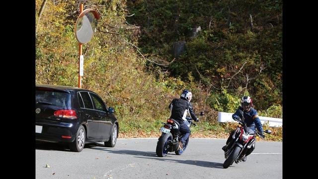 画像: 【オートバイ】柏秀樹のIQライディング(安全な峠道の走り方 前編) www.youtube.com