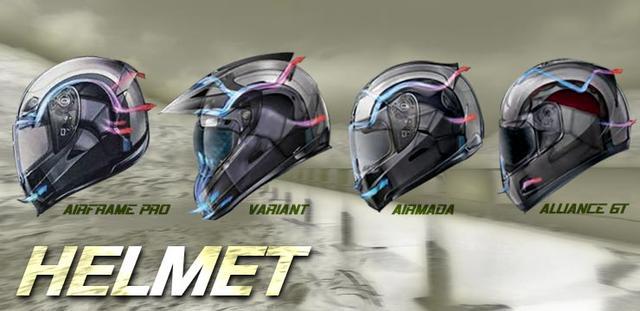 画像: ICON/バイク用ヘルメット&アパレル/AFG MOTOSPORTS/グラフィックヘルメット