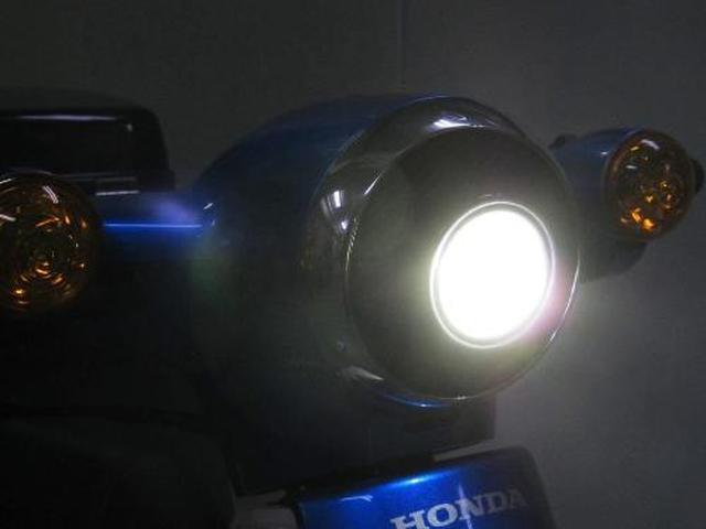 画像: 『'18スーパーカブ110専用 LEDプロジェクターヘッドライトkit発売しました』