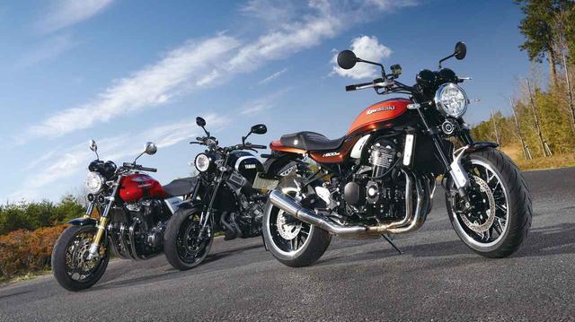 画像: 「Z vs XSR vs CB ライバル比較」ワインディング編 - オートバイ & RIDE