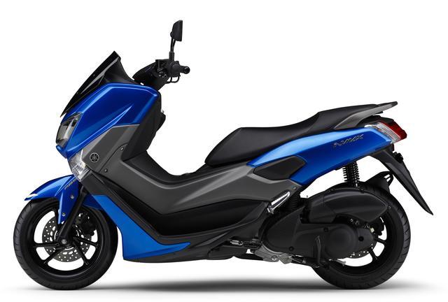 画像4: YAMAHA NMAX ABS(ビビッドパープリッシュブルーカクテル5) ■価格:35万1000円