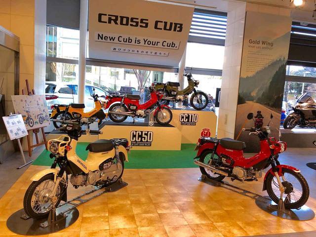 画像1: Honda ウエルカムプラザ青山では全ラインアップを展示中!