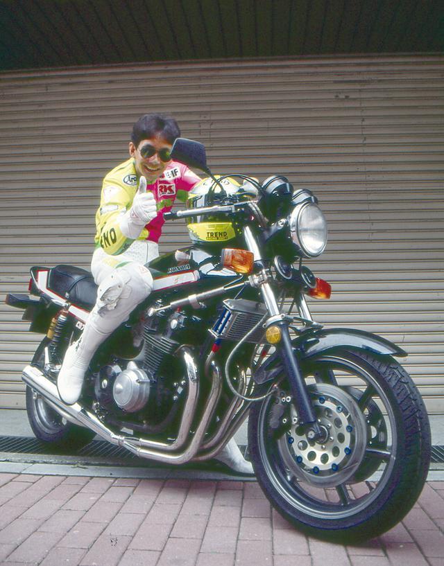 画像2: カスタムはバランスが大切だと知ったほろ苦い思い出【HONDA CB750FC(1982年)】