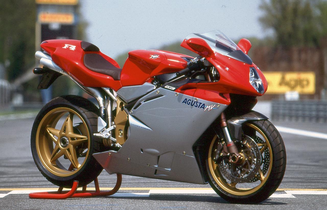 画像: ジャーナリスト人生で最も感銘を受けた「スポーツバイクの理想像」【MV AGUSTA F4 SERIE ORO(1999年)】(和歌山利宏)