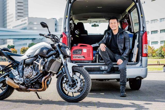 画像: <須藤元気スペシャルインタビュー>日本で始まるモトジムカーナを世界に広がる大会に育てたい - オートバイ & RIDE