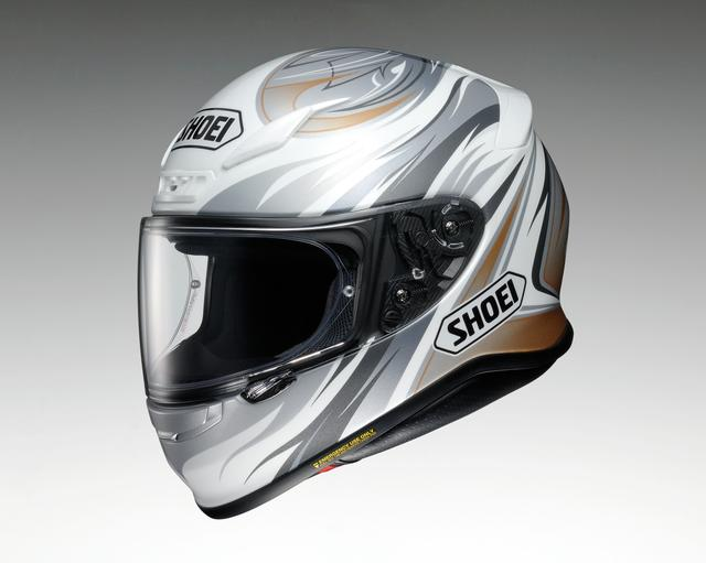 画像1: SHOEI Z-7 INCISION(TC-6)