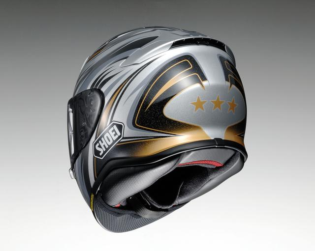 画像2: SHOEI Z-7 INCISION(TC-5)