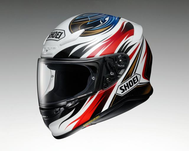 画像1: SHOEI Z-7 INCISION(TC-1)
