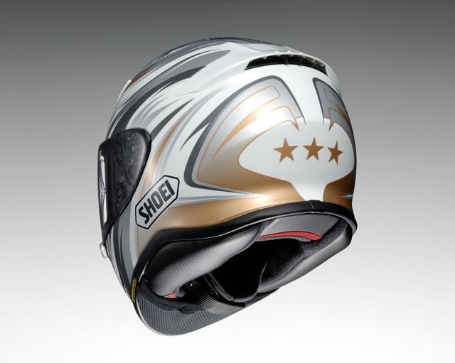画像2: SHOEI Z-7 INCISION(TC-6)