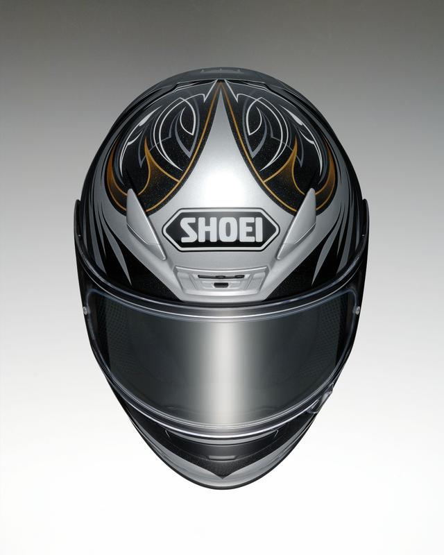 画像3: SHOEI Z-7 INCISION(TC-5)