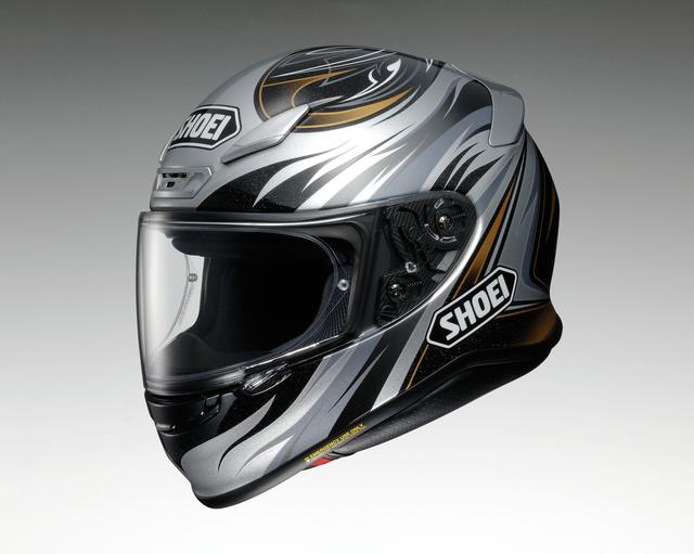 画像1: SHOEI Z-7 INCISION(TC-5)