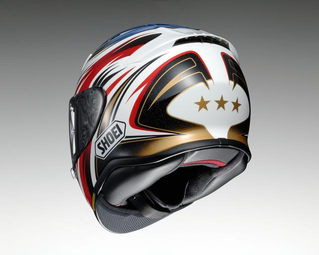 画像2: SHOEI Z-7 INCISION(TC-1)