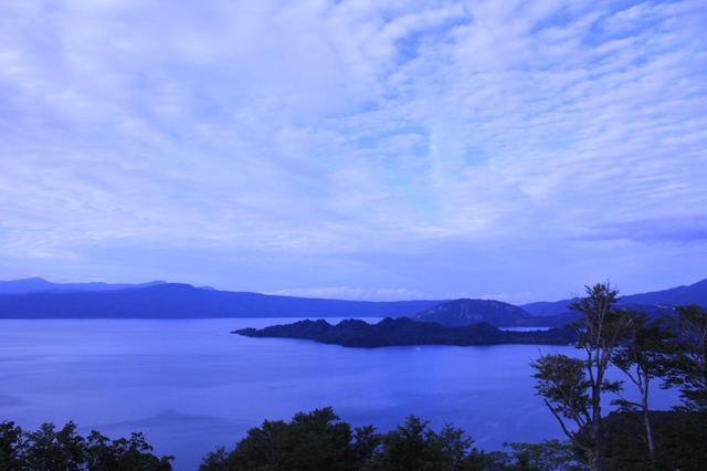 画像: 秋田・十和田湖