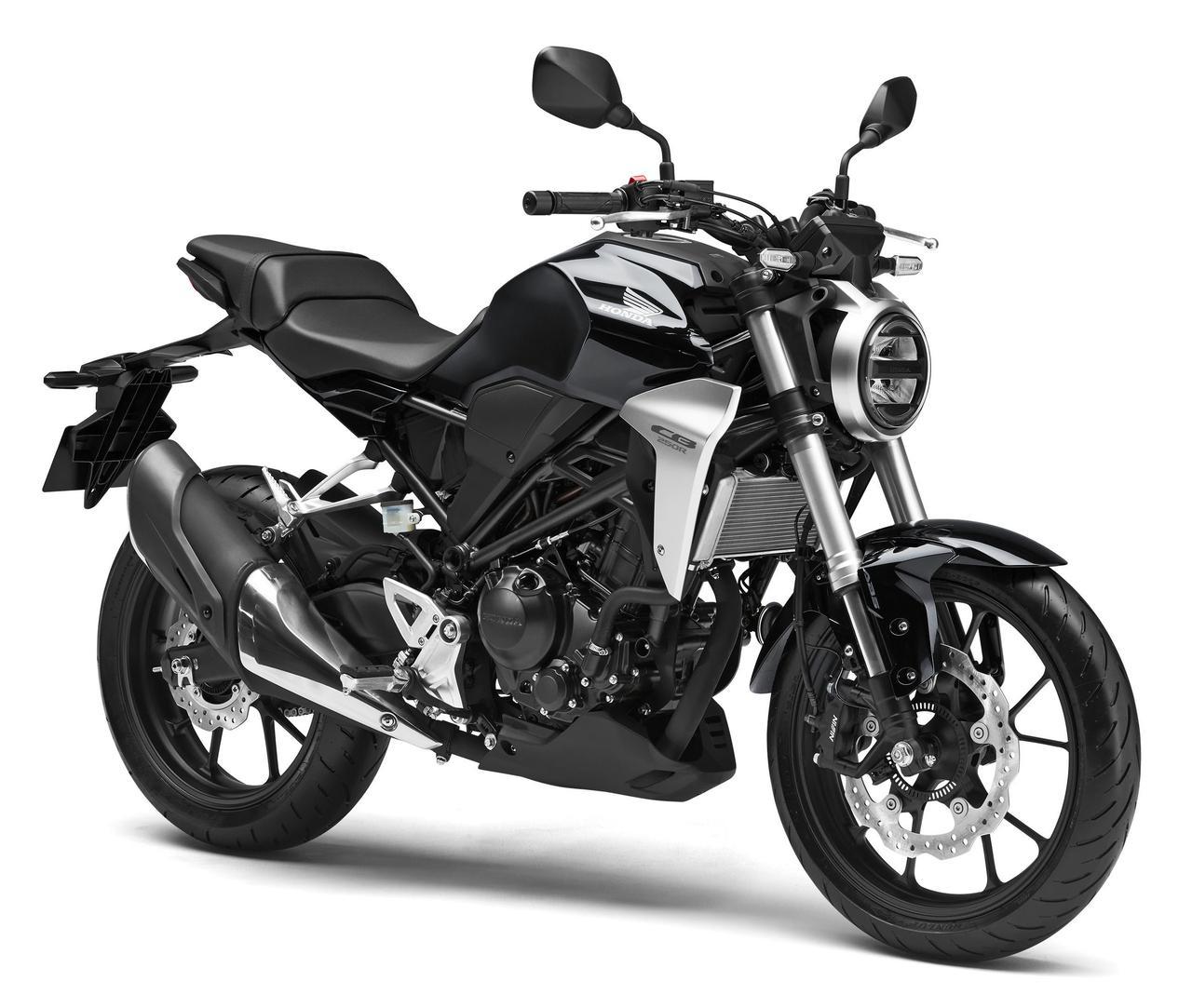 画像1: HONDA CB250R(ブラック) ■税込価格:50万3280円(※ABSは55万4040円)