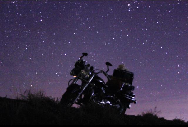 画像: 素人が頑張って撮った星空