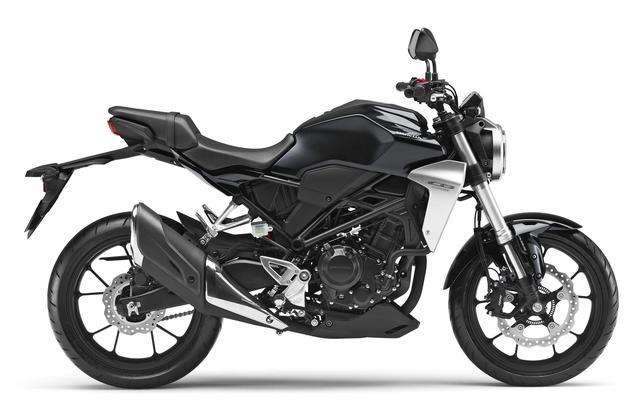 画像2: HONDA CB250R(ブラック) ■税込価格:50万3280円(※ABSは55万4040円)