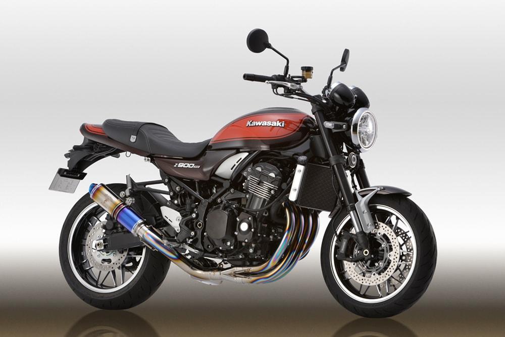 画像: Z900RS用 ワイバンクラシック シングル アップタイプが新登場 アールズ・ギア[Fun to Ride]