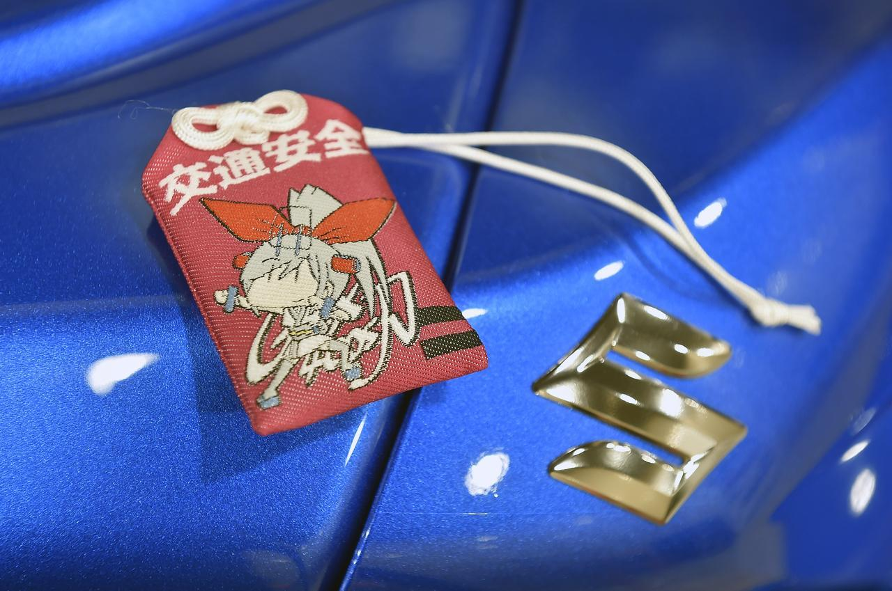 画像: 大阪モーターサイクルショー2018で『バイク擬人化菌書』オリジナルお守り「菌書守」ほか、オリジナルアイテム販売中! - Webオートバイ