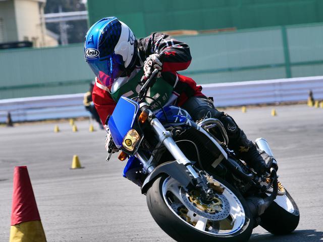 画像: C1級11位 和田貴宏選手&TZR250R 1分37秒755
