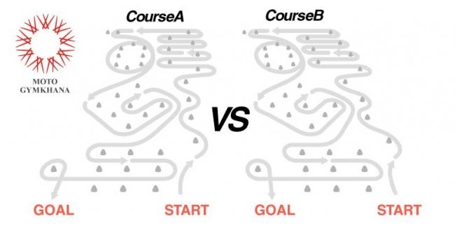 画像: 二つのコースで二者同時スタート!一騎討ちスタイルのトーナメント方式で優勝者を決定