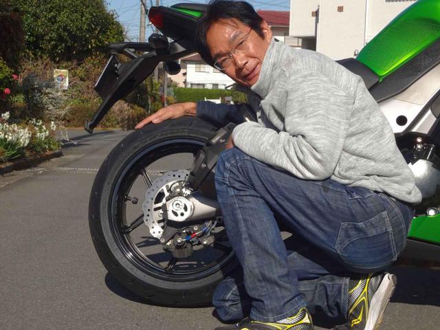 画像: 【タイヤレポート】DUNLOP 「スポーツマックス・ロードスポーツ2」(太田安治) - Webオートバイ