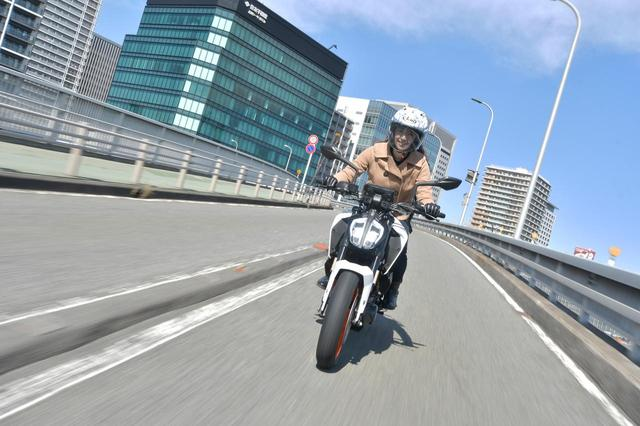 画像: KTM 390DUKE -SPECIFICATIONS-