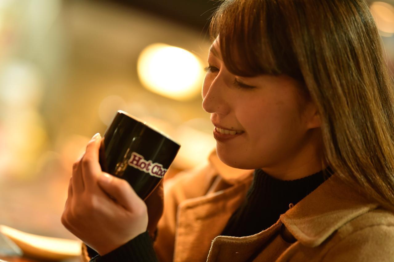 画像2: バイク好き女性オーナーが営む隠れ家カフェ「Hot Choco Cafe」