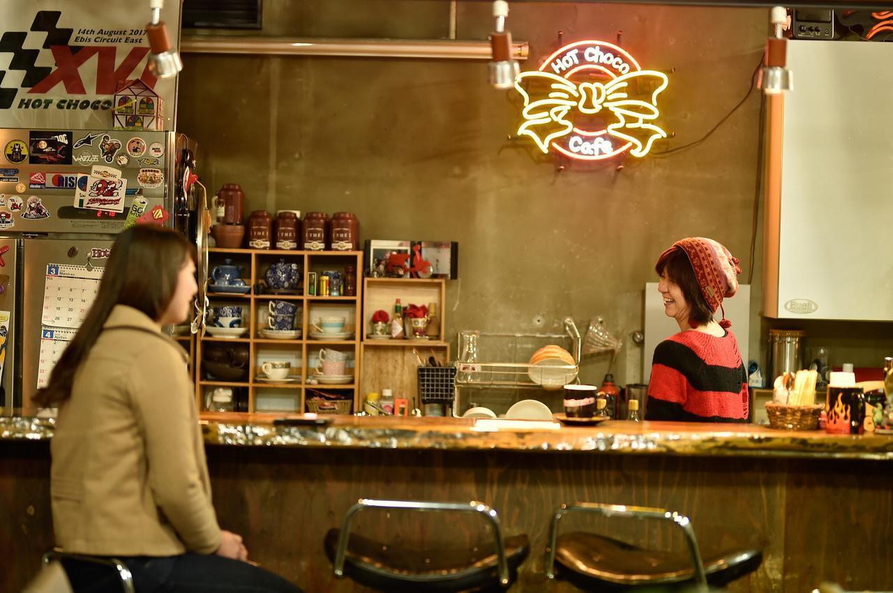 画像: Hot Choco Cafe [住所]東京都品川区西大井6-12-3[TEL]050-1333-3171[定休日]火曜[URL]www.triaction.jp/bikeharbor