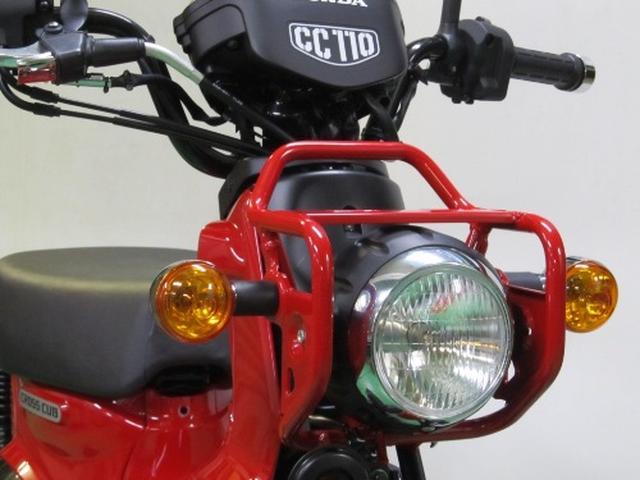 画像: 『'18~クロスカブ110/50専用 LEDクラシカルヘッドライト発売!』