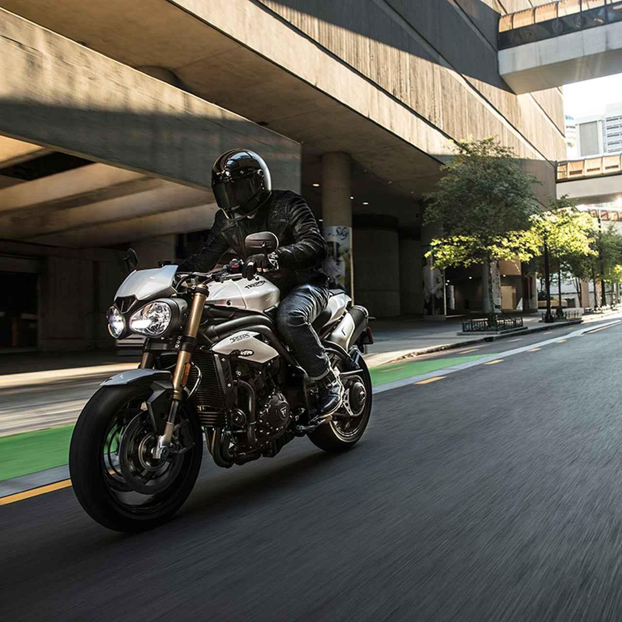 画像: トライアンフの新型Speed Triple RS 日本でのデリバリー開始は2018年6月初旬