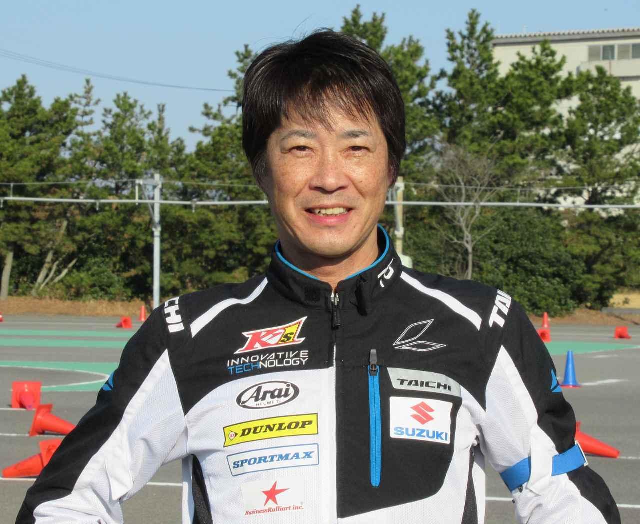 画像: 元世界耐久選手権チャンピオン 北川圭一